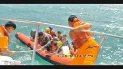 東澳獨木舟驚魂 23遊客獲救