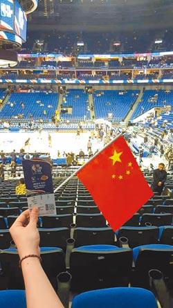 NBA上海賽 成陸球迷告別賽