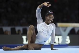 美國體操女王 奪世錦賽全能后冠