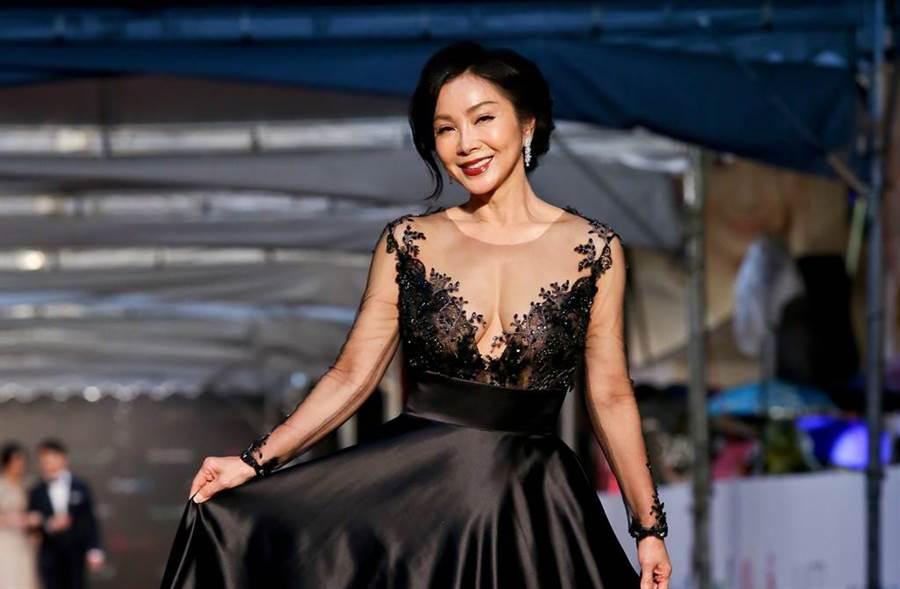 「最美歐巴桑」陳美鳳是著名的美魔女代表。(圖/本報系資料照片)