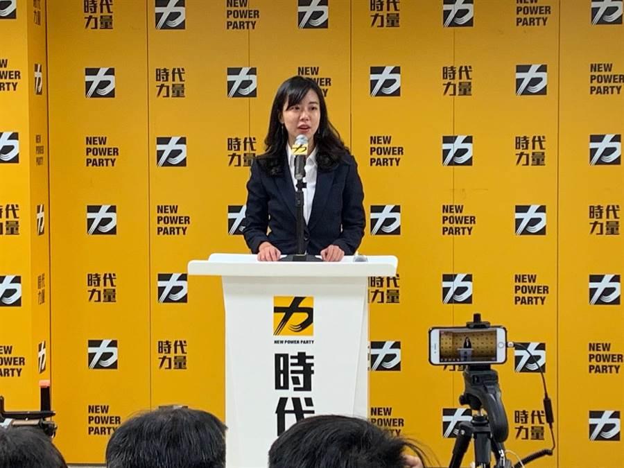 民進黨主席卓榮泰今受訪表示,希望民進黨與時力秘書長約時間對談。對此,吳佩芸表示,兩黨對談大門一直敞開,形式、時間、地點不設限。(本報資料照)