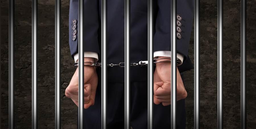 美司法部9日公佈一份起訴書顯示,一名國防部反恐情報官員涉嫌洩漏機密給兩名記者,恐逃不了牢獄之災。(示意圖/達志影像)