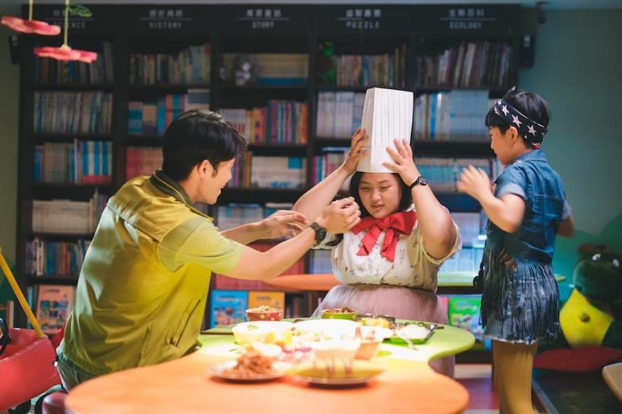 《大餓》減肥題材引爆女性共鳴,釜山觀眾看到哭紅雙眼。(一晌電影提供)