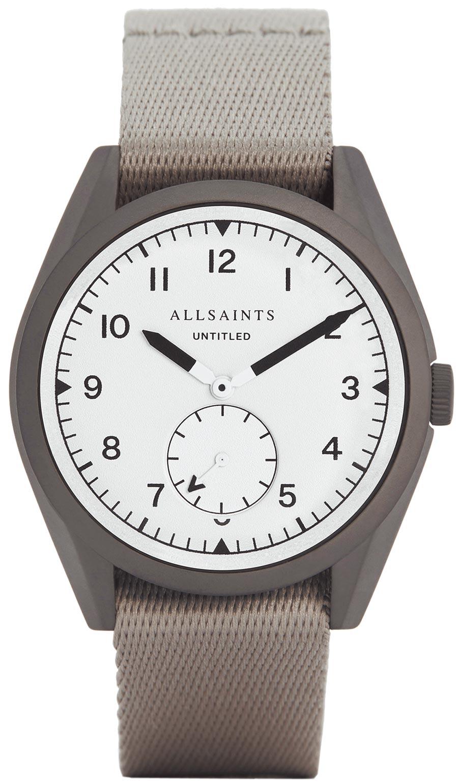 AllSaints UNTITLED II腕表,7100元。(AllSaints提供)