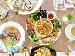 海鮮餐酒的極致享受!10月「雙重」周年慶讓饕客划算大吃