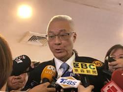 韓陣營拋10月底打平蔡 吳敦義:我不是預言家