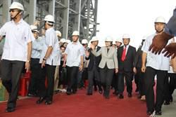 蔡英文:台灣不缺電是不爭事實