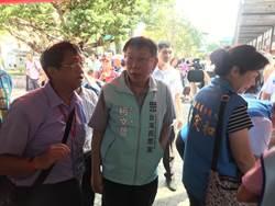柯文哲:台灣兩黨政治 已沒有是非