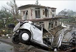 61年來最強!哈吉貝襲日 千葉縣龍捲風釀1死5傷