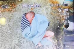 收衣服驚見地上有嬰兒 螞蟻爬滿全身
