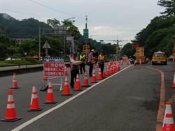 因應國慶連續假期 新店警加強交通疏導勤務