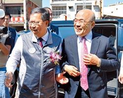 蘇揆神預言 燦哥未來會當總統