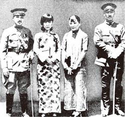 兩岸史話-蔣宋風雲夫妻檔 牡丹襯綠葉