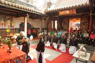 中市萬和宮媽祖鎮殿335週年慶 童軍觀禮:媽祖會很開心!