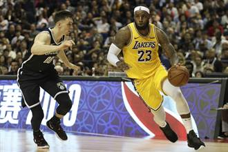 NBA》詹姆斯怒席爾佛 球員不該面對難題