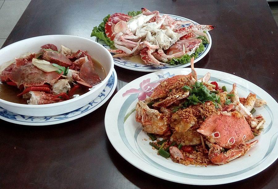 來到「萬里蟹的故鄉」富基漁港,一定要來品嚐一下「正當時」的萬里蟹料理。(圖取自新北市漁業處官網)