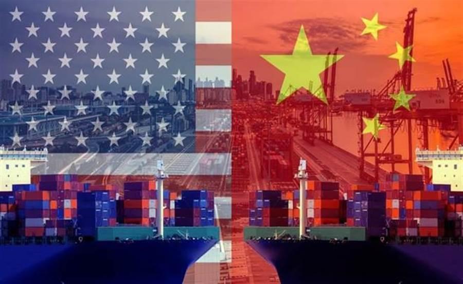 美陸達成第一階段貿易協議。(圖/達志影像/shutterstock)