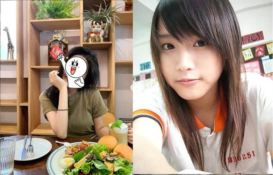 台灣第一位網美 12年後現況是?(圖片取自/wenyu1025/xiao_yu_fan IG)