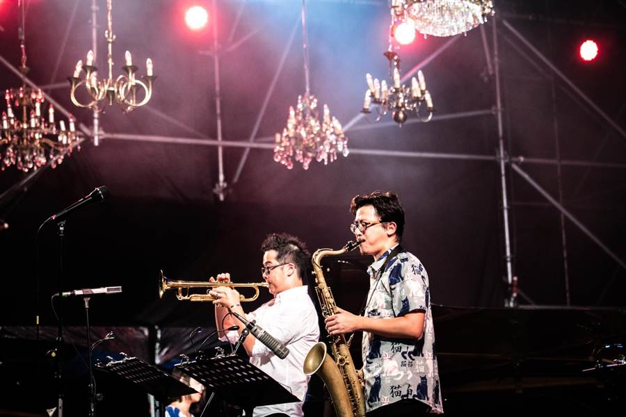 台中爵士音樂節11日開幕,將帶來連續10天的熱情演出,邀民眾共同感受爵士音樂之美。(主辦單位提供/林欣儀台中傳真)