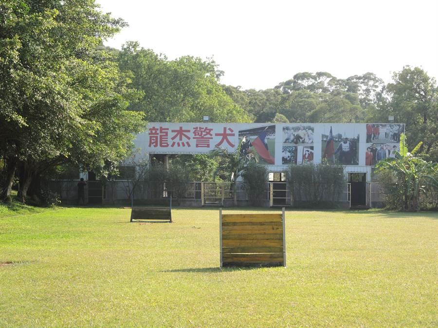 龍杰訓犬學校爆發虐狗事件,業者12日宣布關校,並不在從事訓犬與犬隻繁殖等相關工作。(邱立雅攝)