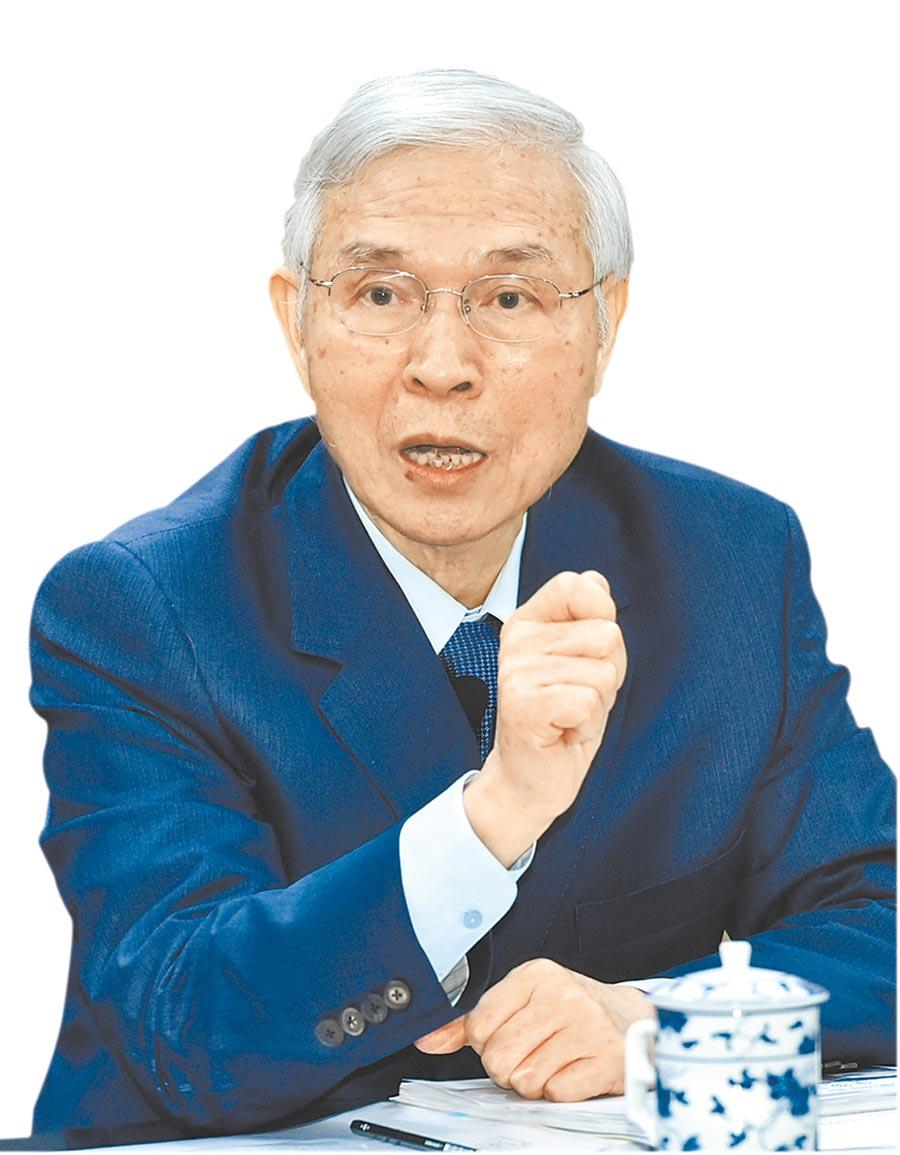 央行總裁楊金龍圖/本報資料照片