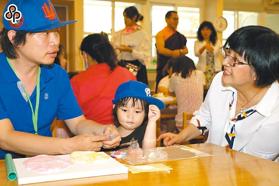 根據家扶統計,近年來單親爸爸接受扶助比例增加。(本報資料照片)