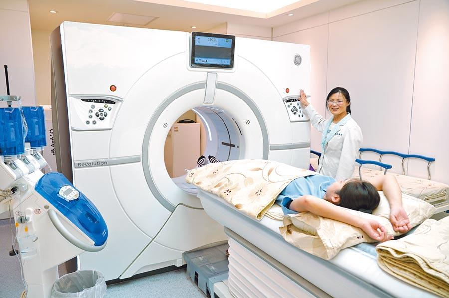 聯新國際醫院設置台灣聯新國際健康會館,提供民眾客製化健檢。(聯新國際醫院提供/邱立雅桃園傳真)