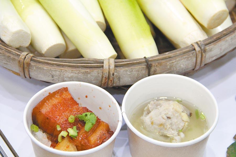 少了陸客,台灣的美食收入降低,更減少宣傳。(記者李鋅銅攝)