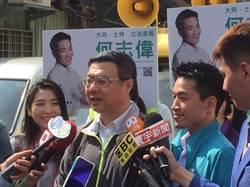 游錫堃列不分區 卓榮泰:再討論