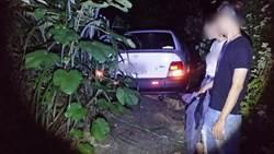 男子帶女友看夜景 GPS迷航開車開進山溝