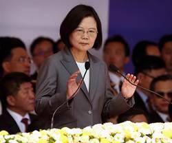 韓國瑜邀約辯論兩岸 蔡總統酸:不知道在急什麼