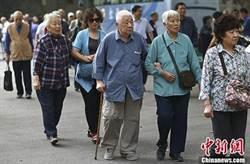 北京老齡人口增速快 每4名戶籍人口中1名老年人