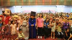 為偏鄉童邀兒童劇團藝術下鄉 這基金會12年辦116場