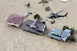 強颱哈吉貝重創日本26死178傷