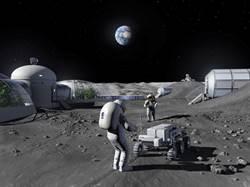 移居月球可行 月球長石可搾出氧氣