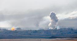 敘北美軍基地遭襲 土國否認開火