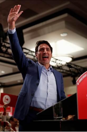 有人要取加拿大帥總理性命? 杜魯道造勢穿防彈背心