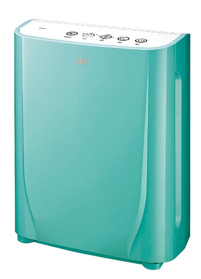 燦坤3C全館推出滿萬送千元豪禮,消費滿8萬元獨家送3M空氣清淨機。圖片提供燦坤