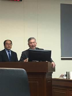 張忠謀再任APEC領袖代表 沈榮津:最適任人選