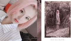 TWICE、BTS都嘗試過!2019秋冬大勢髮色「霧妃色、霧湛藍」