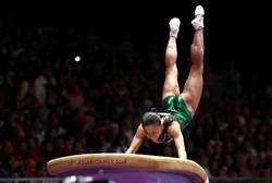 翻滾32年! 她將8度挑戰奧運
