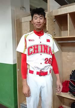 亞錦賽楊晉痛打南韓 洲際球場是他幸運地