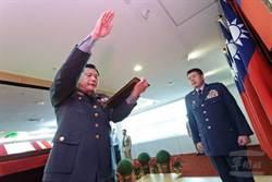 新任政戰局長簡士偉 今任職布達
