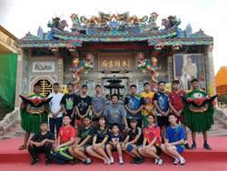 「龍鳳獅」藝陣紅到國際  吳登興獲選傳統藝術保存者