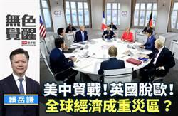 無色覺醒》賴岳謙:美中貿戰!英國脫歐!全球經濟成重災區?