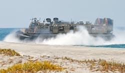 氣墊船優點多 可替代舊登陸艇