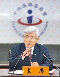中選會委員提名 藍委嗆公然違法