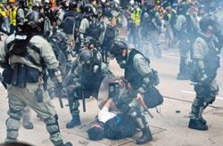 港黑警移民台湾 官方可笑澄清