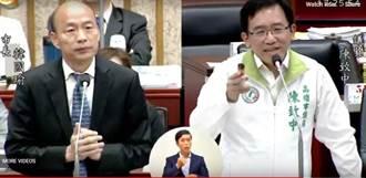 邀蔡辯論 陳致中竟超不爽砲轟韓國瑜!