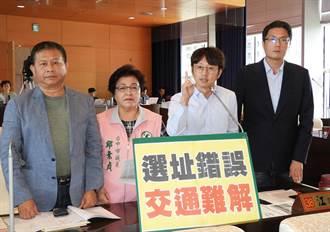 市議員批台灣燈會選址錯誤  市府:妥善規畫